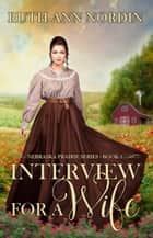 Interview for a Wife ebook by