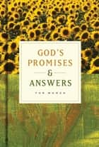 God's Promises and Answers for Women ebook by Jack Countryman, Terri Gibbs
