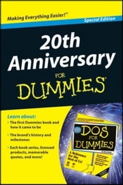 20th Anniversary For Dummies ebook by Consumer Dummies