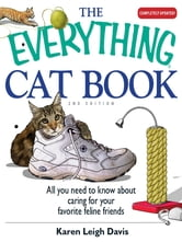 The Everything Cat Book ebook by Karen Leigh Davis