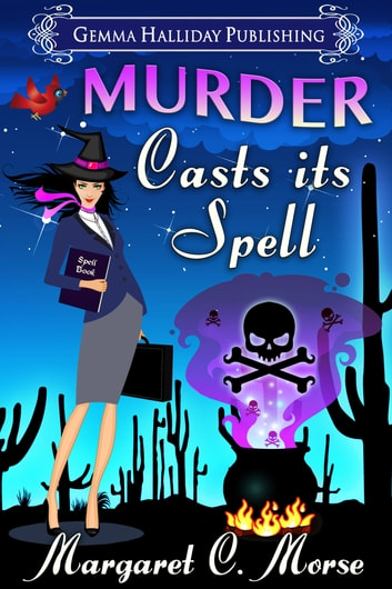 Murder Casts Its Spell ebook by Margaret C. Morse