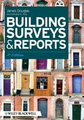 Building Surveys and Reports ebook by James Douglas