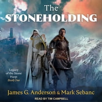 The Stoneholding livre audio by James G. Anderson, Mark Sebanc, Tim Campbell