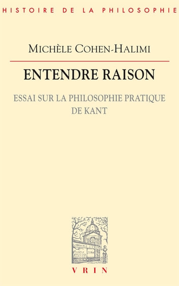 Entendre raison ebook by Michèle Cohen-Halimi