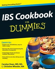 IBS Cookbook For Dummies ebook by Carolyn Dean,L. Christine Wheeler