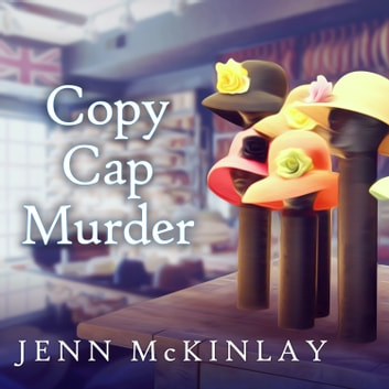 Copy Cap Murder audiobook by Jenn McKinlay