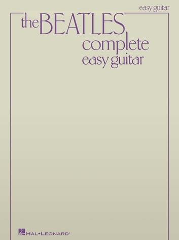 The Beatles Complete Songbook ebook by The Beatles