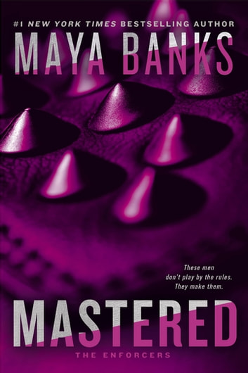 Mastered ebook by Maya Banks