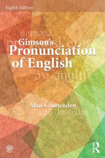 Gimsons pronunciation of english ebook von alan cruttenden gimsons pronunciation of english ebook by alan cruttenden fandeluxe Gallery