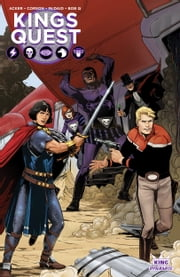 Kings Quest ebook by Ben Acker, Heath Corson, Dan McDaid