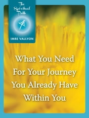 What You Need For Your Journey You Already Have Within You ebook by Imre Vallyon