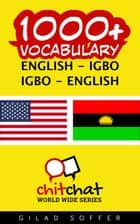 1000+ Vocabulary English - Igbo ebook by Gilad Soffer
