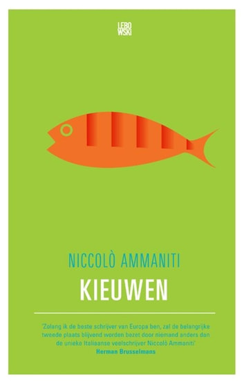 Kieuwen ebook by Niccolò Ammaniti