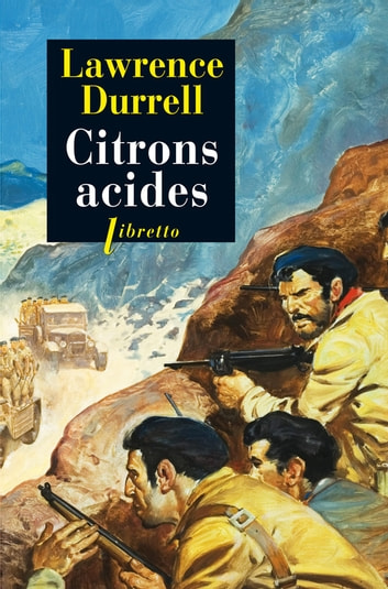 Citrons Acides ebook by Lawrence Durrell