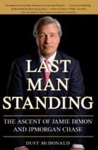 Last Man Standing ebook by Duff McDonald