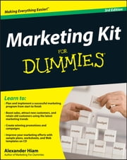 Marketing Kit for Dummies ebook by Alexander Hiam