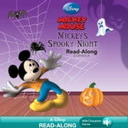 Mickey's Spooky Night Read-Along Storybook ebook by Disney Book Group