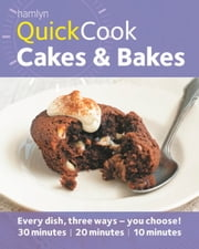 Hamlyn QuickCook: Cakes & Bakes ebook by Jo McAuley