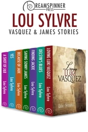 Vasquez & James Stories Bundle ebook by Lou Sylvre,Paul Richmond