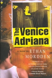 The Venice Adriana ebook by Ethan Mordden
