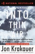 Into Thin Air ebook door Jon Krakauer