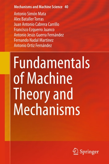Theory Of Machines And Mechanisms Ebook