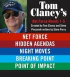 Tom Clancy's Net Force Novels 1-5 ebook by Tom Clancy