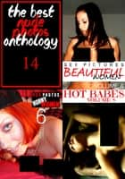 The Best Nude Photos Anthology 14 - 3 books in one ebook by Mandy Rickards,Lisa Barnes,Kate Halliday