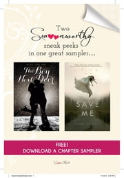 The Boy Next Door and Save Me Chapter Sampler ebook by Katie Van Ark, Jenny Elliott