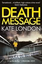 Death Message - A Collins and Griffiths Detective Novel ebook by