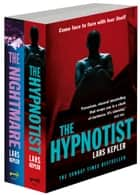 Joona Linna Crime Series Books 1 and 2: The Hypnotist, The Nightmare eBook by Lars Kepler