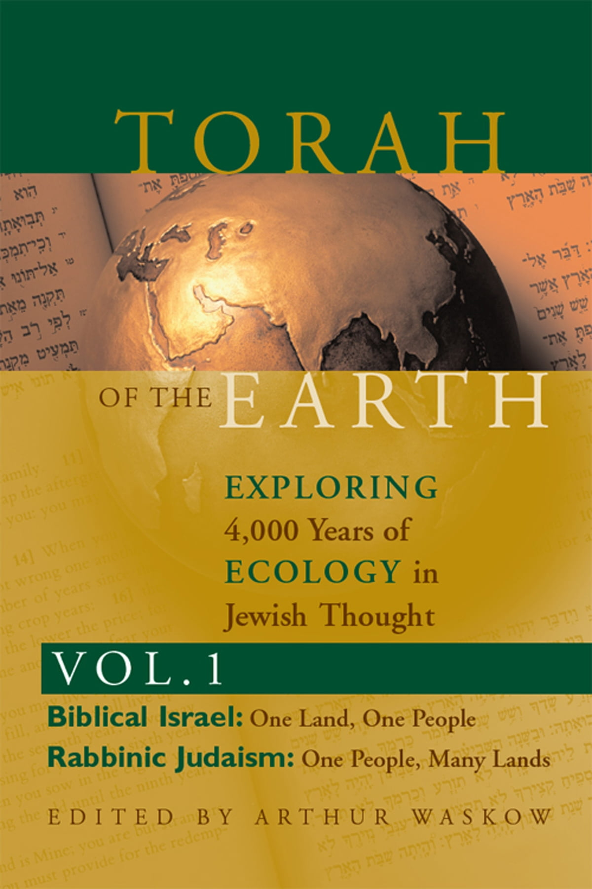 Torah Of The Earth Vol 1 Ebook By Rakuten Kobo
