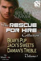 The Rescue for Hire Collection, Volume 1 ebook by Bellann Summer
