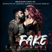 Fake audiobook by Tate James