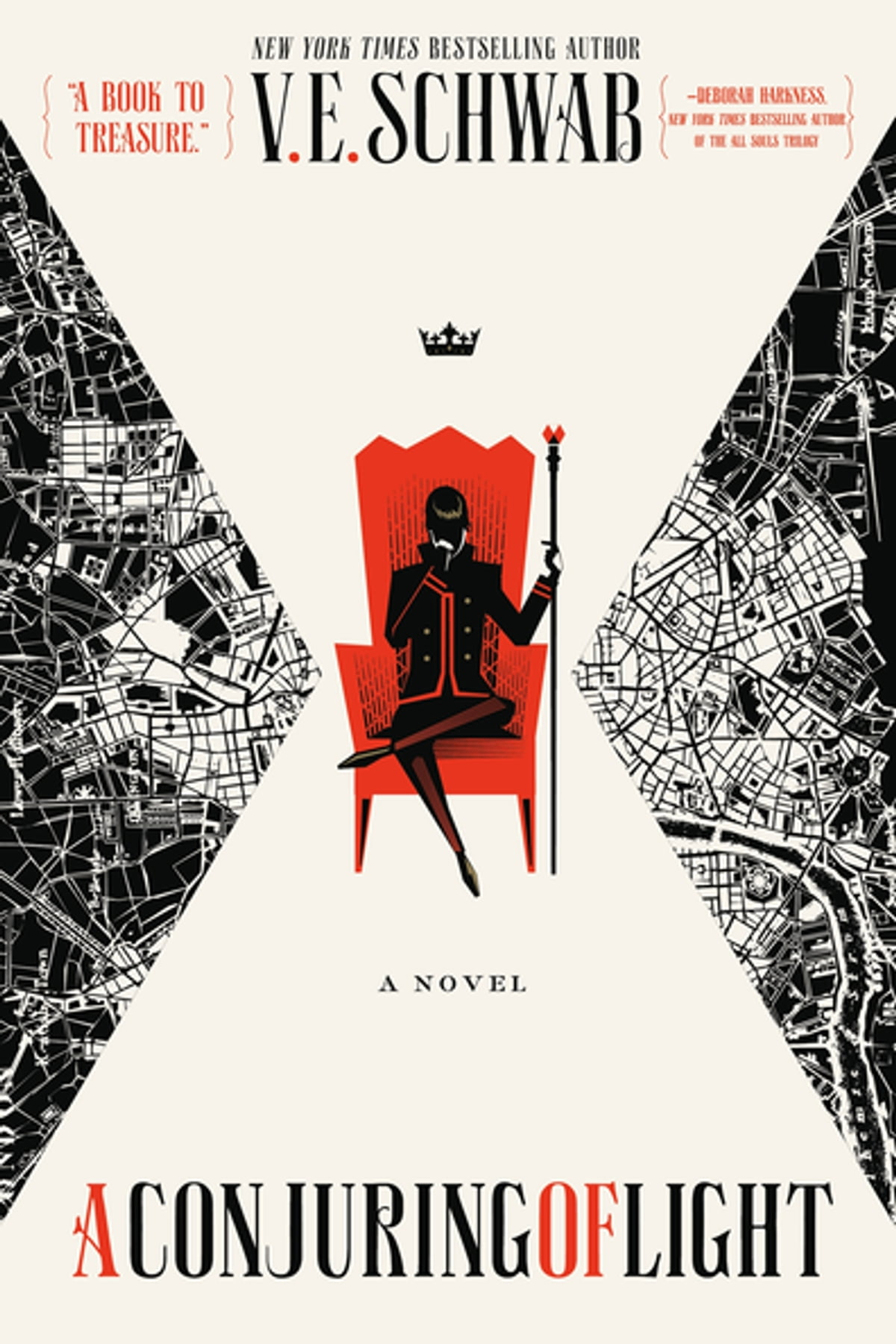 The bear and the nightingale ebook by katherine arden a conjuring of light a novel ebook by v e schwab fandeluxe Epub