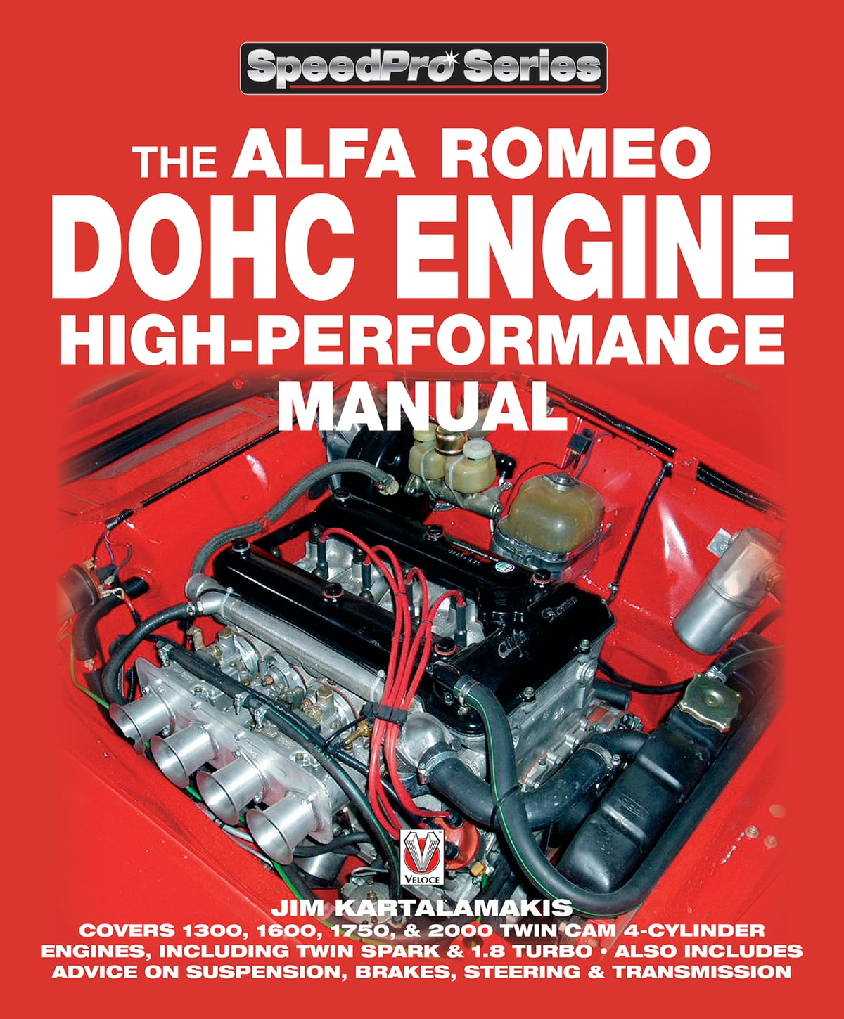 Alfa Romeo DOHC High-performance Manual eBook by Jim Kartalamakis -  9781845845476 | Rakuten Kobo