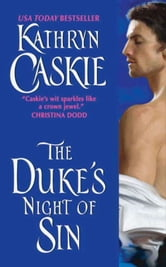 The Duke's Night of Sin ebook by Kathryn Caskie