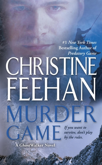 Murder Game ebook by Christine Feehan