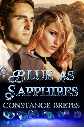 Blue as Sapphires ebook by Constance Bretes