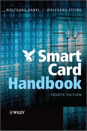 Smart Card Handbook ebook by Wolfgang Rankl, Wolfgang Effing