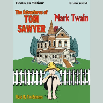 The Adventures of Tom Sawyer audiobook by Mark Twain