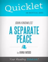 a separate peace analytical response Literary analysis of a separate peace english literature essay the title is a separate peace the author is john knowles the genre of this book is fiction.