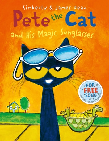 Pete the Cat and his Magic Sunglasses ebook by Kimberly Dean,James Dean