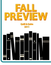 Quill and Quire Fall Preview 2011 ebook by quillandquire