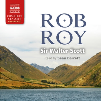 Rob Roy audiobook by Sir Walter Scott