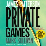 Private Games audiobook by James Patterson, Mark Sullivan