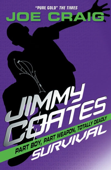 Jimmy Coates: Survival ebook by Joe Craig