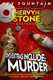 DVD Extras Include: Murder (The Mervyn Stone Mysteries #2) ebook by Nev Fountain