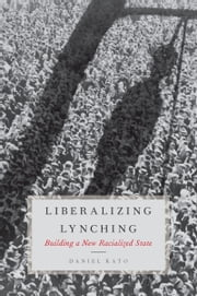Liberalizing Lynching: Building a New Racialized State ebook by Daniel Kato