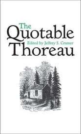 The Quotable Thoreau ebook by